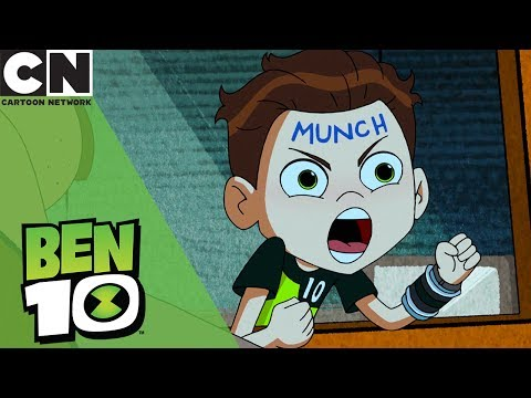 Ben 10 | Biggest Fan | Cartoon Network