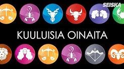 Seiskan horoskooppi – kuuluisia oinaita!