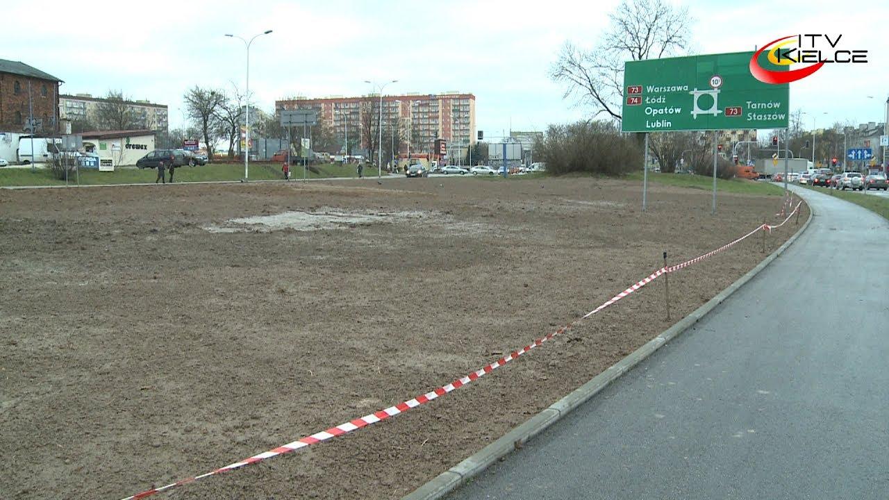 Powstanie skwer z lipami i łąką kwietną – ITV Kielce
