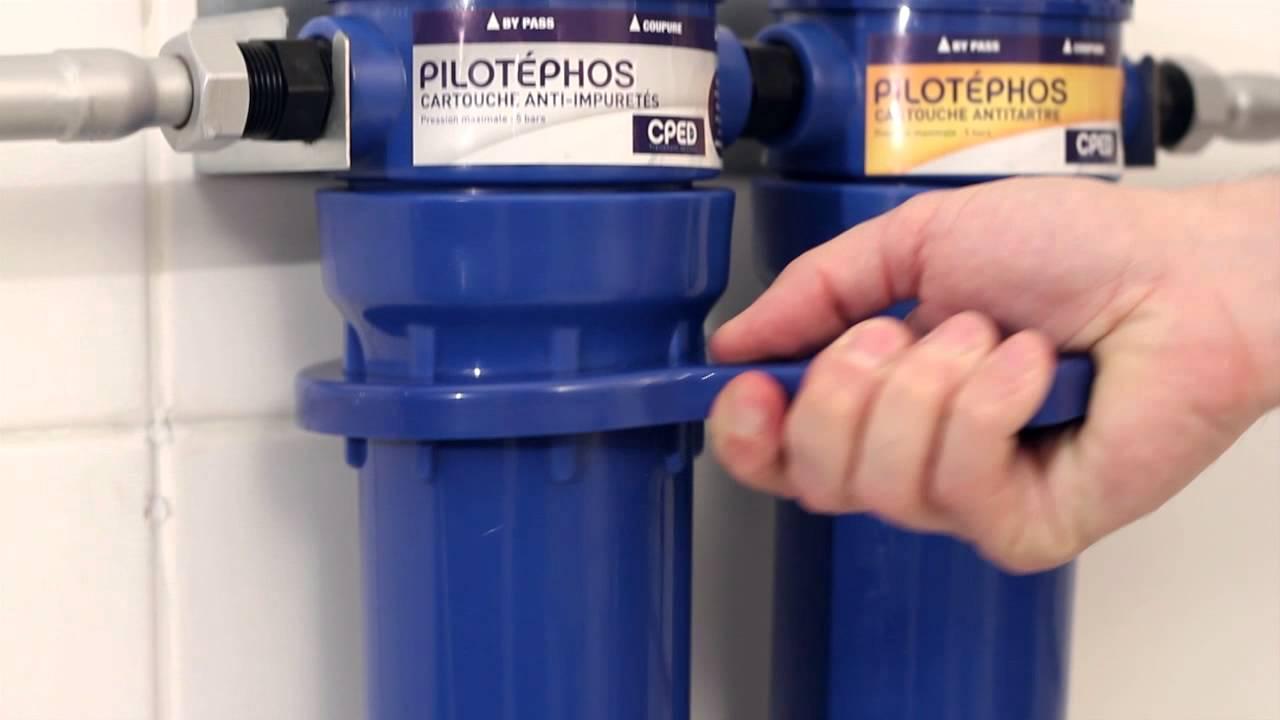 decouvrez la station de filtration antitartre pilotephos ii de cped