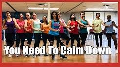 You Need to Calm Down - Taylor Swift - Dance Zumba II Danielle's Habibis