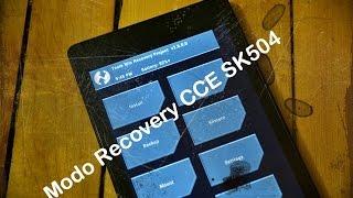Instalar Modo Recovery CCESK504