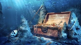 5 Mysterious Discoveries Found Underwater