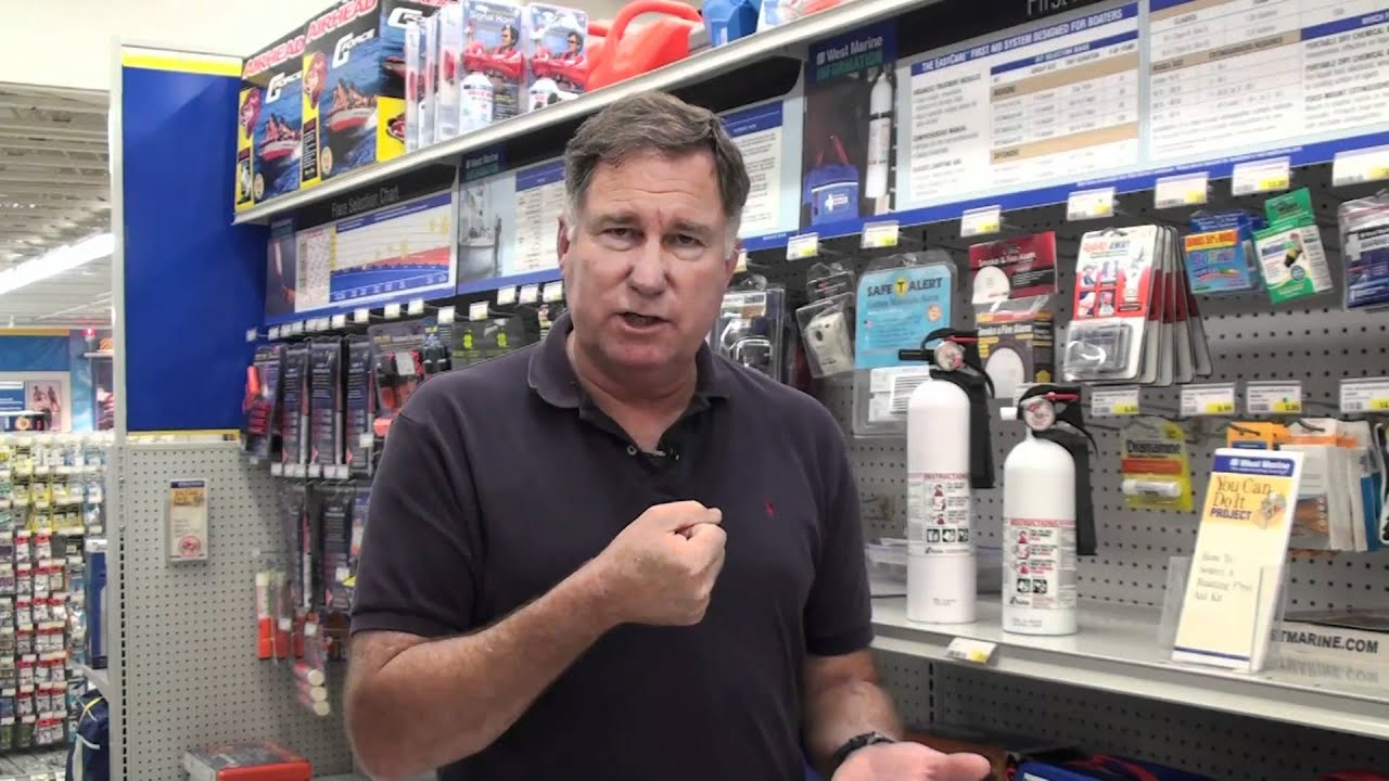 What Does The Letter B On A B1 Fire Extinguisher.Selecting Fire Extinguishers West Marine