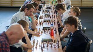 Ostrów Mazowiecka - Turniej szachowy o puchar burmistrza