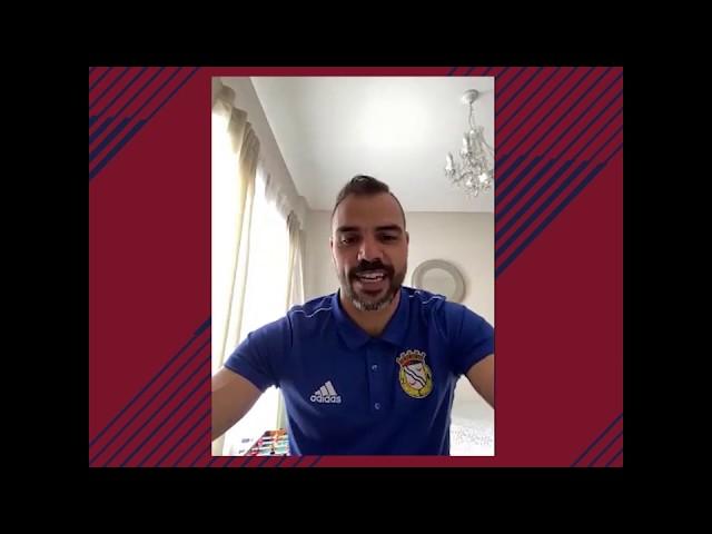 À conversa com Luís Pinto