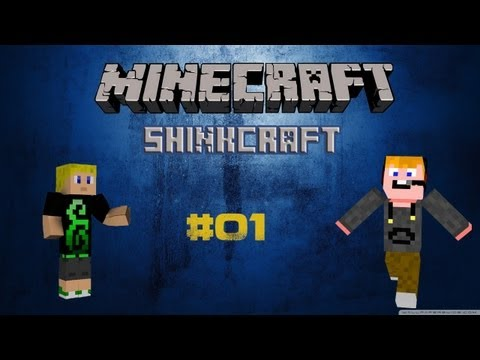 Vinmar &  Zsdav Adventure : ShrinkCraft EP1