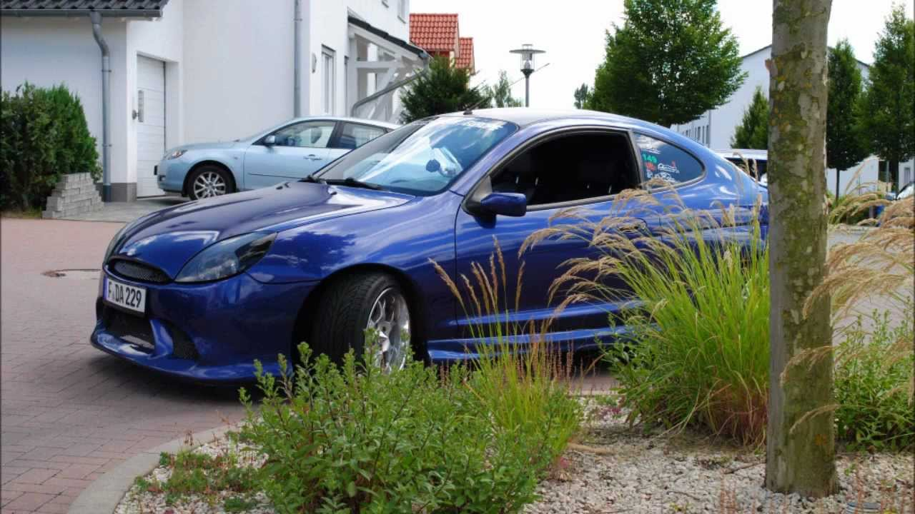 Peugeot 206 Tuning - Black´n Blue - YouTube