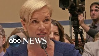 Republicans Confront Planned Parenthood CEO About Federal Funding