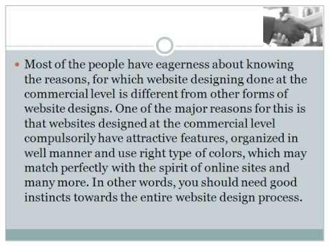 Principles of E-Commerce Website Design