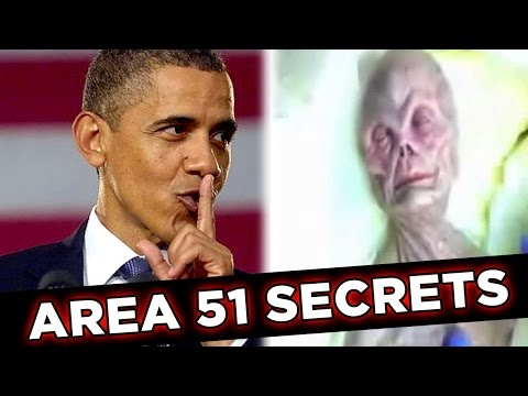 10 Secrets About AREA 51