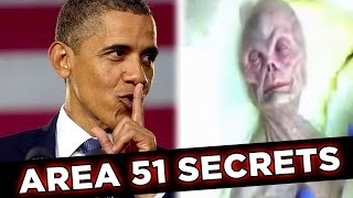 Repeat youtube video 10 Secrets About AREA 51