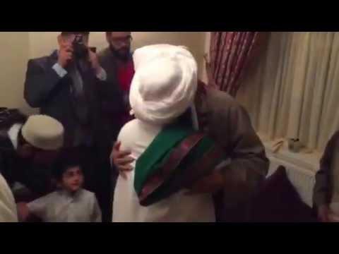 Pir Muhammad Zahid Sultani + Habib Ali Jifri