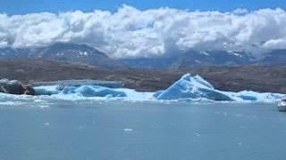 Upsala glacier at Patagonia Thumbnail