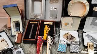 Bật lửa Honest chính hãng/ bật cối cổ/bật lửa hình điếu thuốc/bật lửa hút tẩu - bật lửa kim gạt tàn