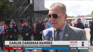 Puebla con mayor indice de robo    Noticias con Héctor Rodrigo Ortiz thumbnail