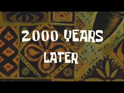 Spongebob-2000 Years Later