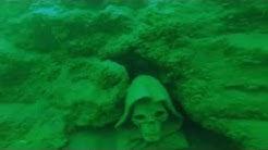 Scuba Diving Lake Pleasant, Arizona 7/18/14
