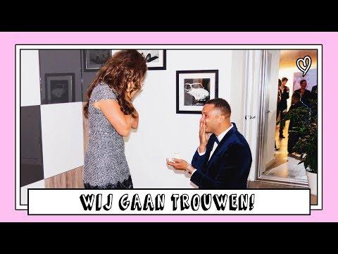 I said yes! WIJ GAAN TROUWEN!!!💍👰🏽💕| Laura Ponticorvo | VLOG #455