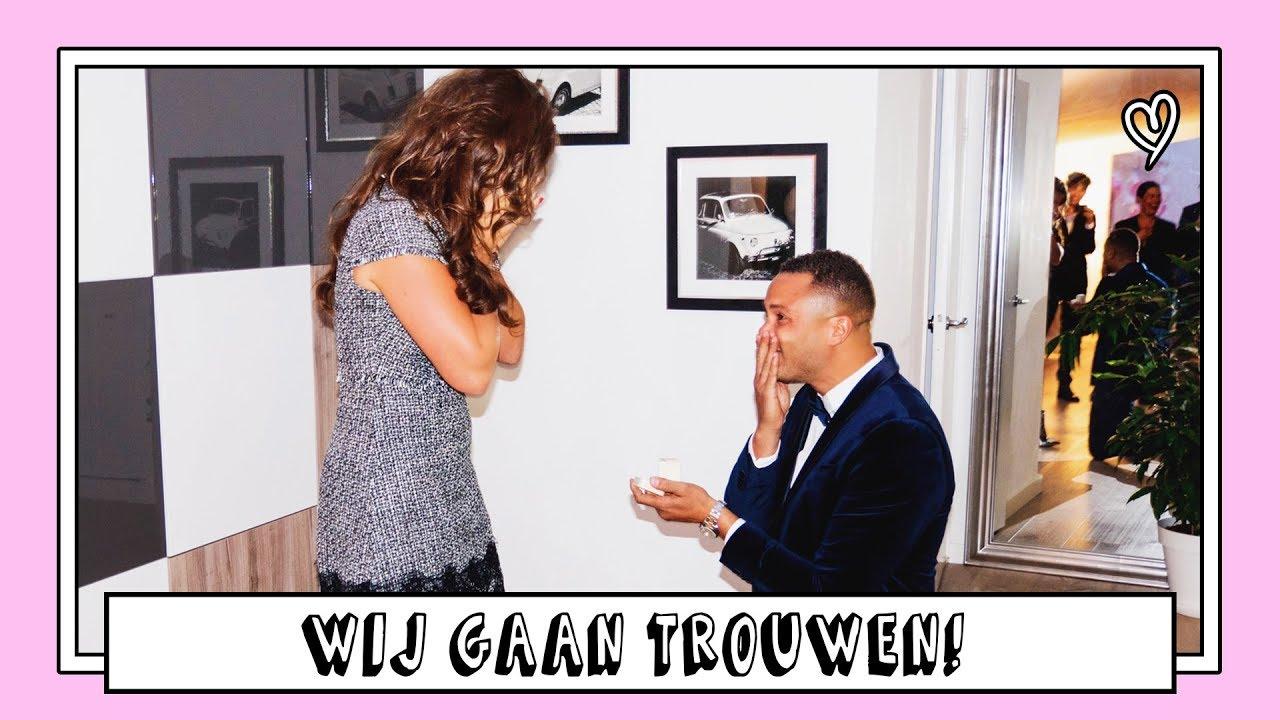 Download I said yes! WIJ GAAN TROUWEN!!!💍👰🏽💕  Laura Ponticorvo   VLOG #455