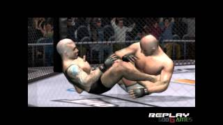 UFC: Throwdown - Gameplay PS2 HD 720P