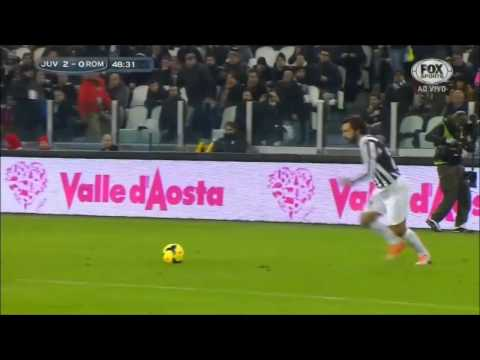 Juventus vs AS Roma 3-0 All Goals & Highlights (Serie A 2014) HD