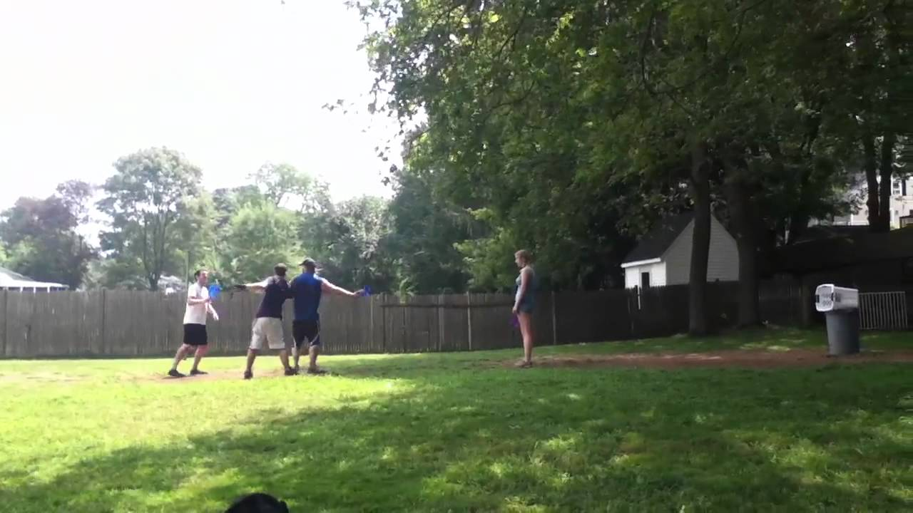 scoop ball 08 21 11 game 1 youtube
