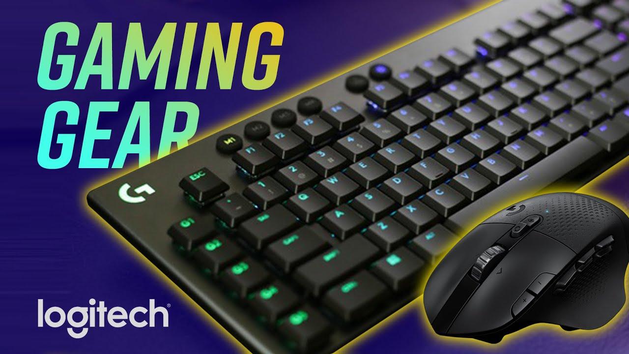 Đánh giá Logitech G604 và Logitech G813: combo bàn phím chuột gaming đắt xắt ra miếng!