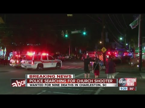 Tampa Bay area church community reacts to Charleston church shooting