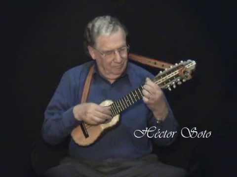 Quiero ser tu sombra - Héctor Soto - Charango - Musica instrumental andina