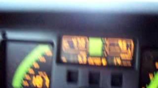 Corvette C4 1986 autobahn