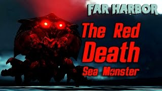 Fallout 4 - The Red Death - Far Harbor s Most Feared Monster