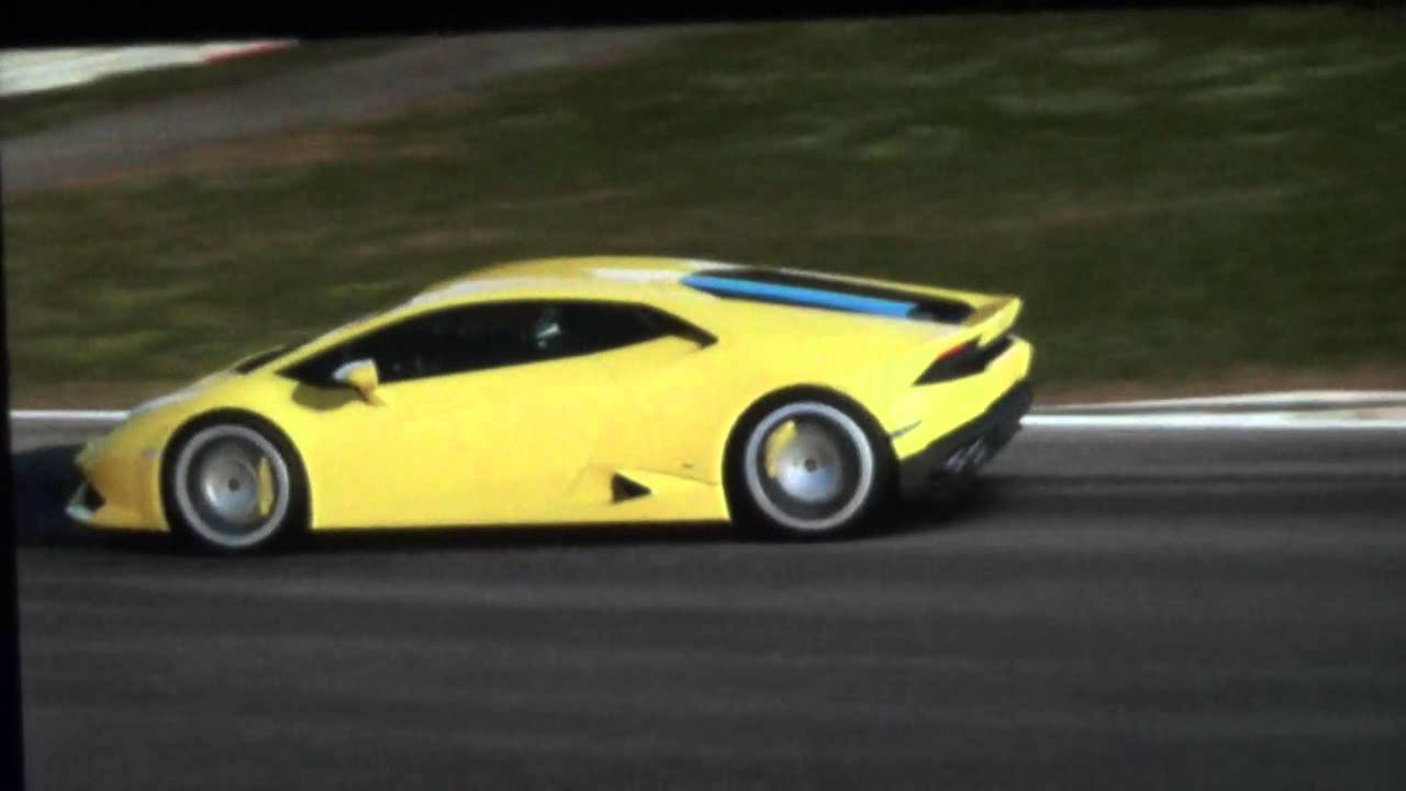 forza 6 top gear en lamborghini huracan sur le n rburgring youtube. Black Bedroom Furniture Sets. Home Design Ideas