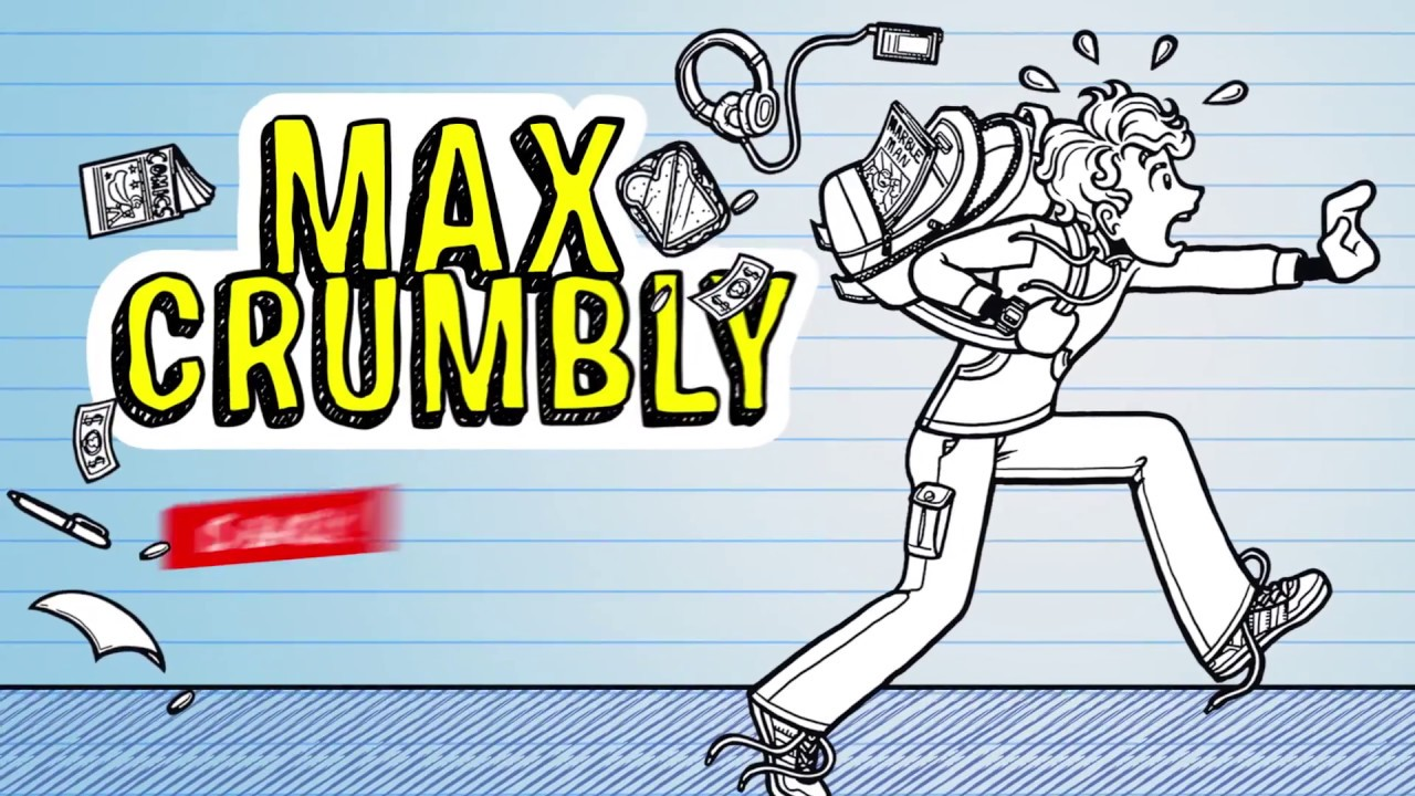 The Misadventures Of Max Crumbly 2 Middle School Mayhem By Rachel