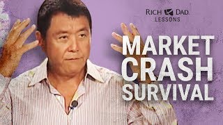 How to Get Rich In The Next  Market Crash | Take Action TODAY!!! -Robert Kiyosaki