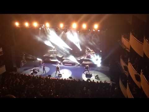 Epica-Unchain Utopía (Live Guadalajara 2017)