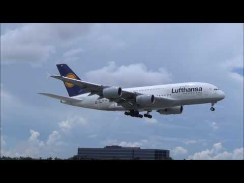 CLOSE CALLS!!! A380