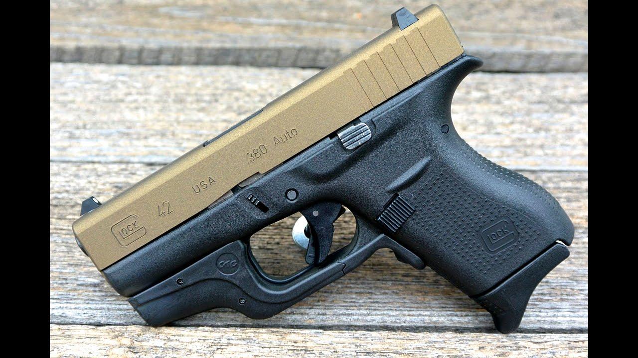 Crimson Trace LG-443 Glock 42 Laserguard