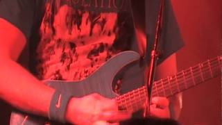 God Dethroned - Under The Sign Of Iron Cross (Live @ Vera Groningen 2010)