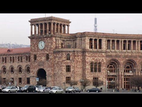 Yerevan, 04.02.18, Su, Video-3, (на рус.), ул.Амирян, (ч.3).