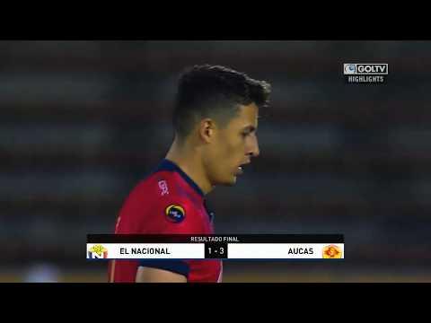 El Nacional 1:3 Aucas