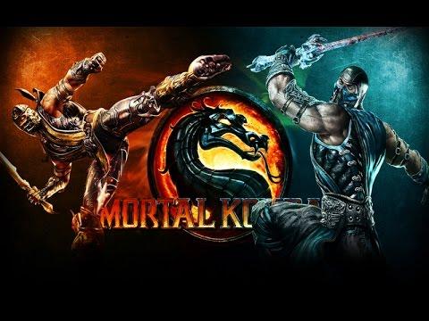Как установить МОД на боссов в Mortal Kombat 9