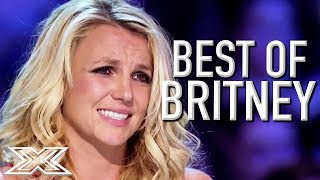 Check out the best auditions and performances that include britney spears songs from x factor uk, albania, indonesia, fac...