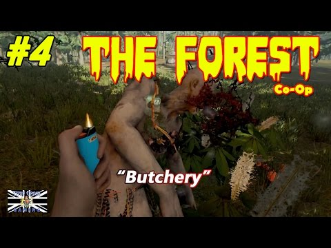 "#4 The Forest Coop: ""Butchery"""