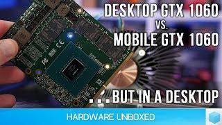 INSANELY SMALL Gaming PC, Asrock DeskMini GTX 1060 (Z370)