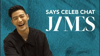 James Lee Speaks Like A Malaysian?!   SAYS Celeb Chat