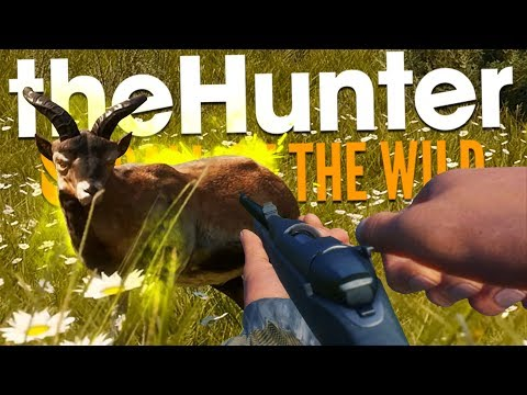 The Hunter Call Of The Wild | NEW RESERVE REVEAL & REALISM RAT CHALLENGE?!