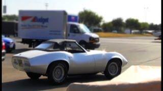 The Pontiac Banshee XP-833 - Corvette killer from Pontiac!