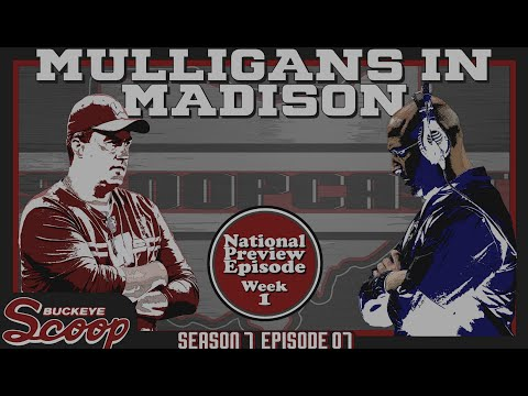 S07E07 - Mulligans In Madison (Week 1 National Preview)