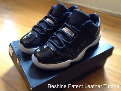 How To Reshine Leather Shoes